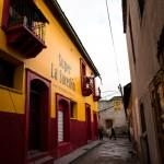 Guanaceví, ein Bergdorf mit engen Gassen