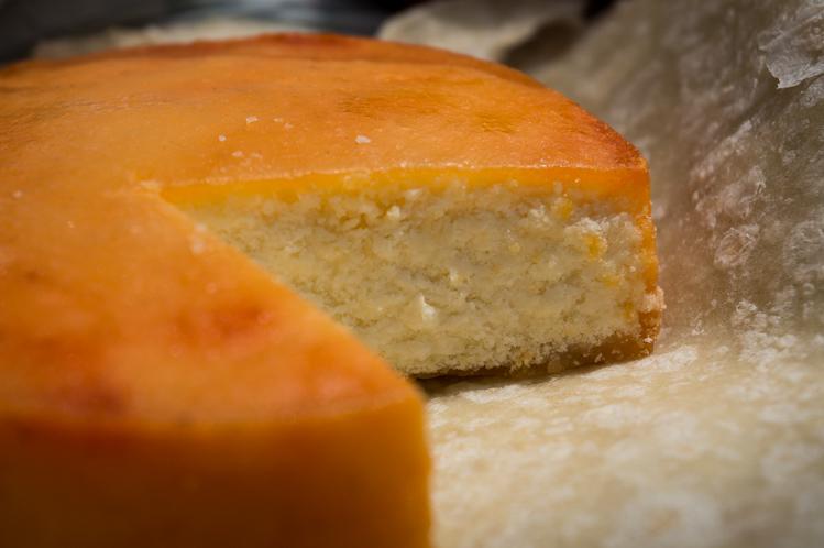 Hier konnte man diesen Käse kaufen. Er kann ohne Kühlung aufbewahrt werden.