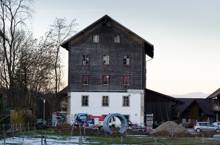Berner Bauernhaus